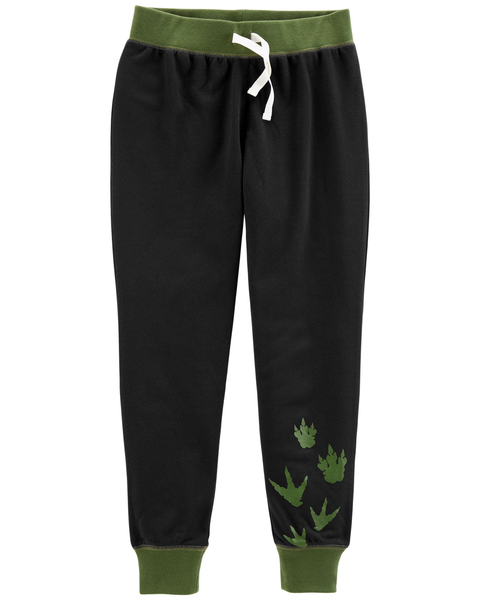 *Clearance*  French Terry Poly Sleep Joggers
