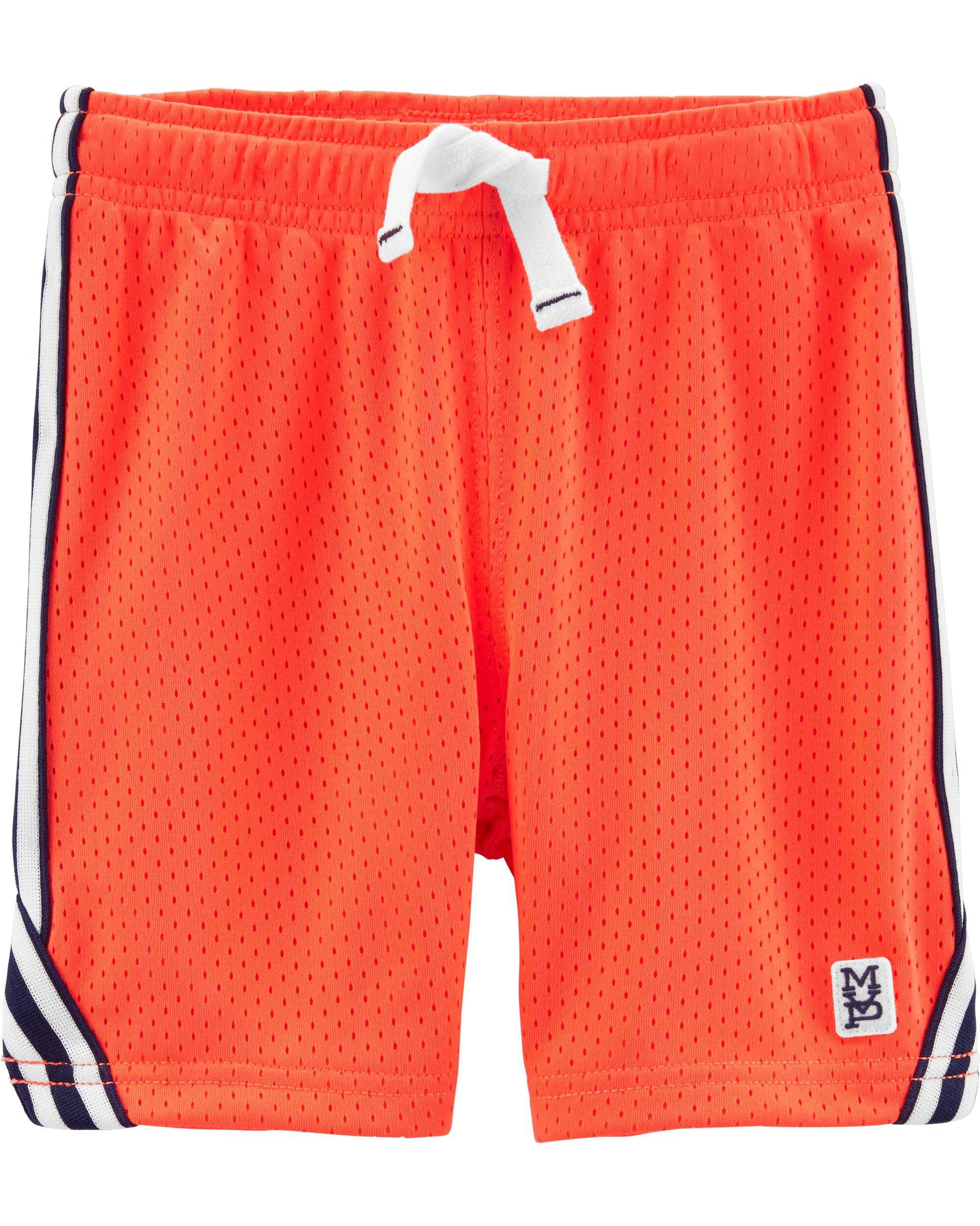 *Clearance*  Pull-On Mesh Shorts