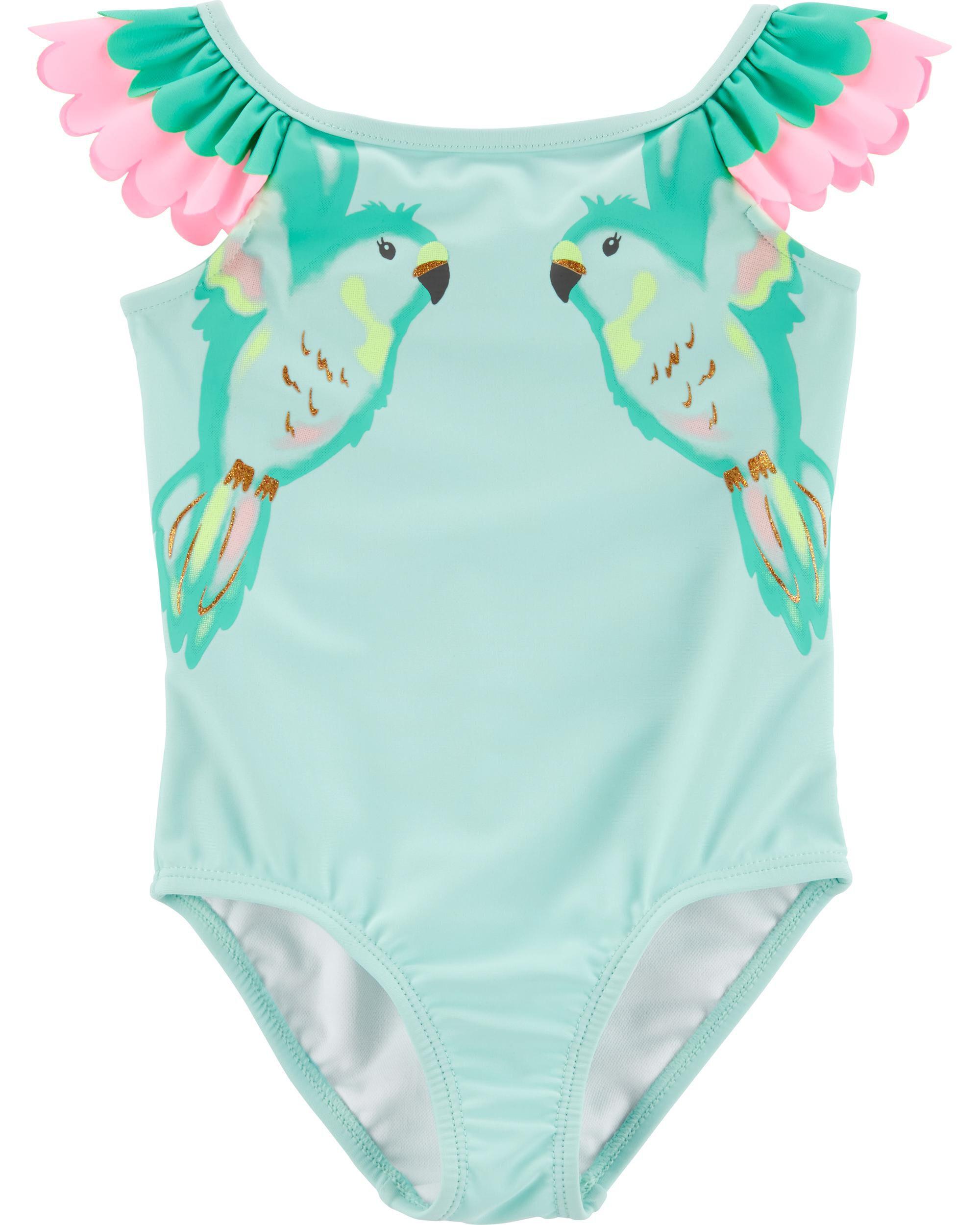 *Clearance*  Carter's Bird 1-Piece Swimsuit