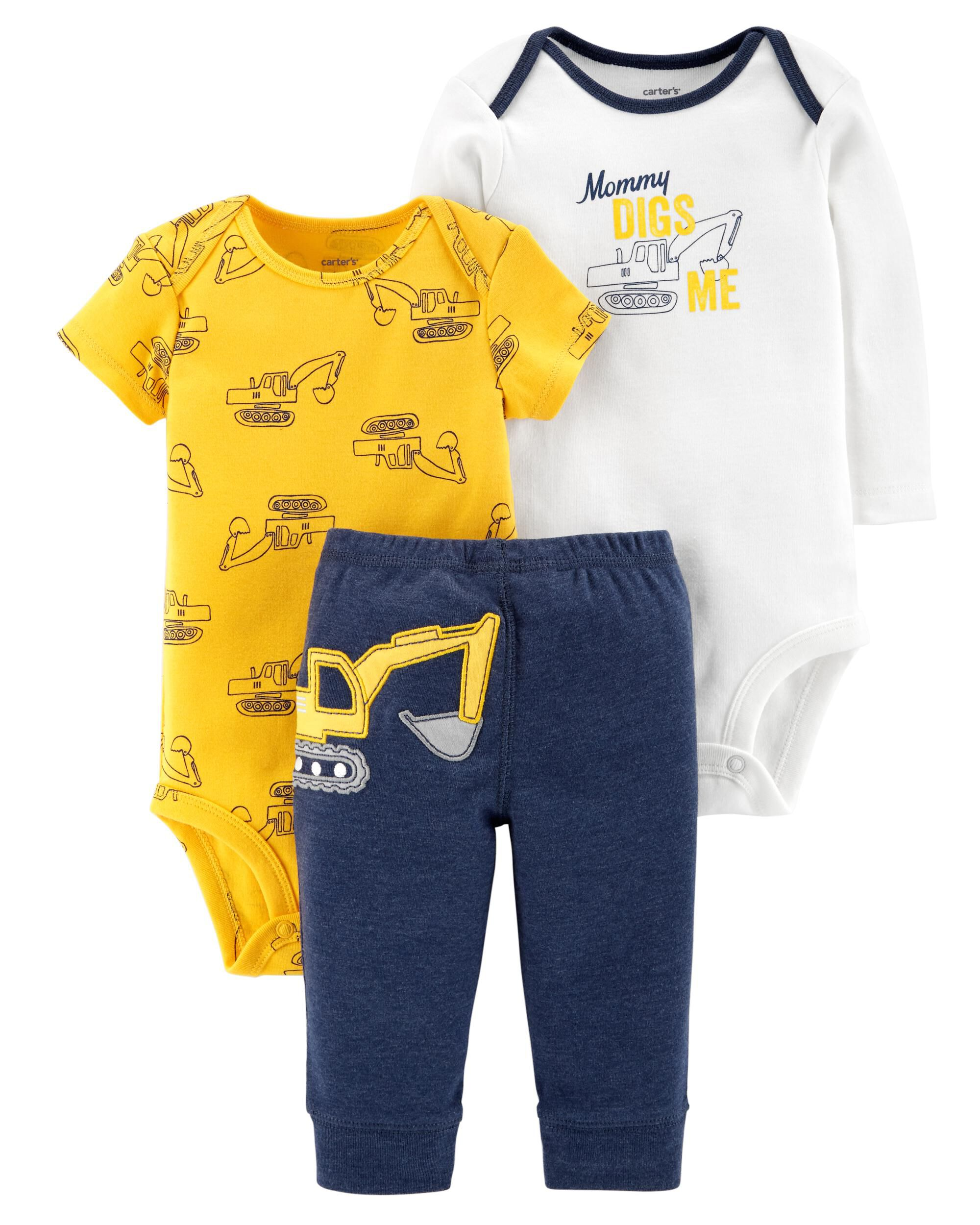 *Clearance*  3-Piece Little Character Set