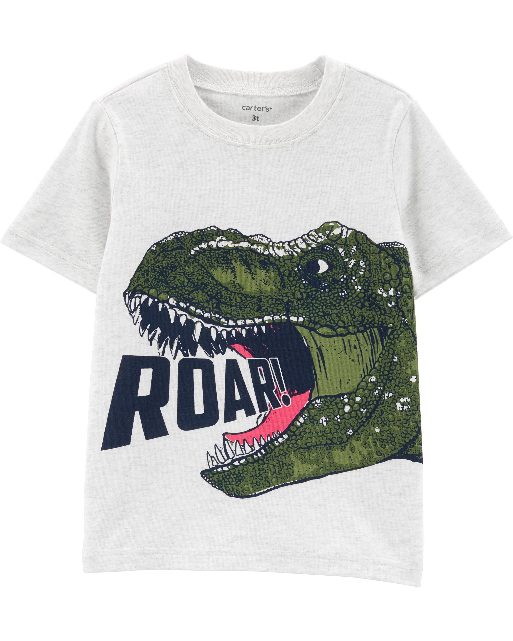 *Clearance*  Roar T-Rex Jersey Tee