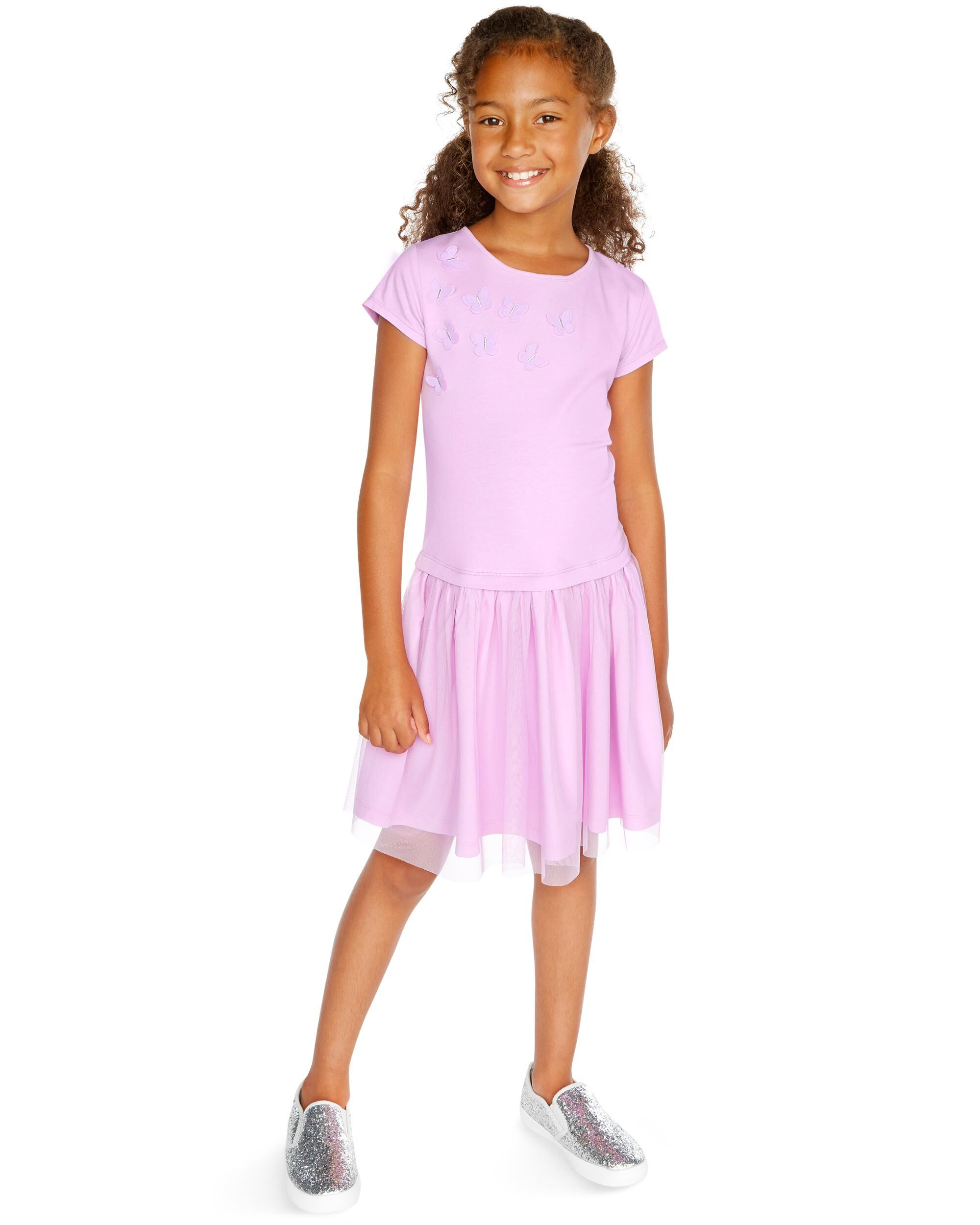 *Clearance*  Tutu Jersey Dress