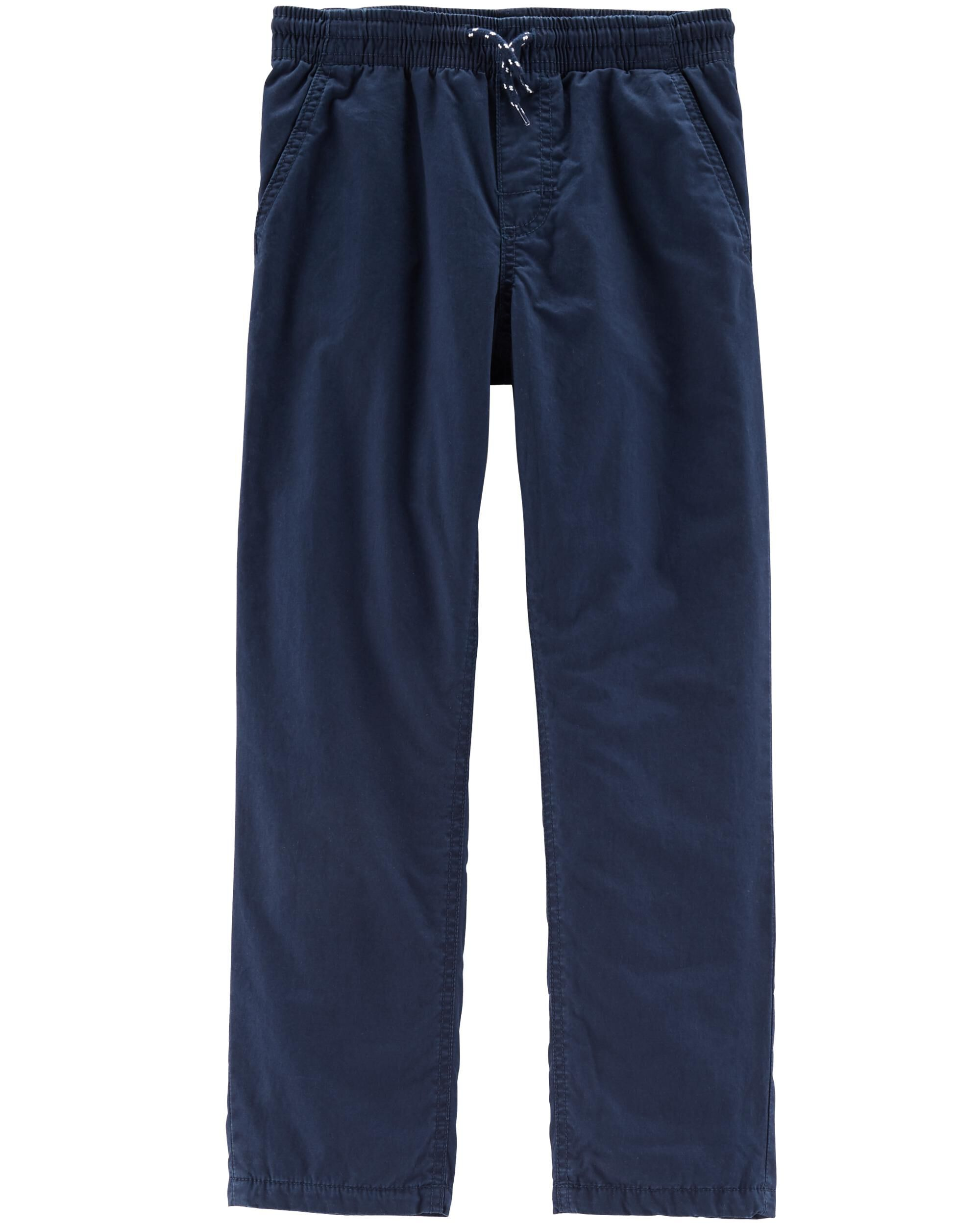*Clearance*  Lined Pull-On Pants