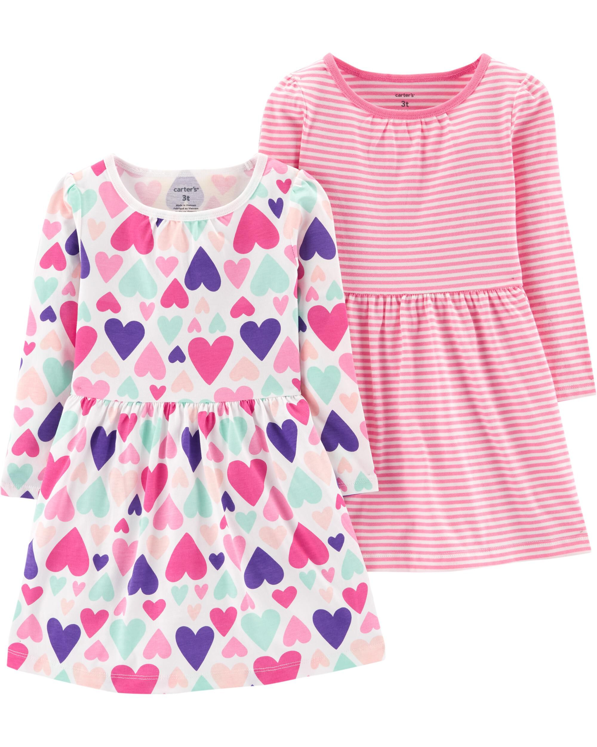 *Clearance*  2-Pack Jersey Dress