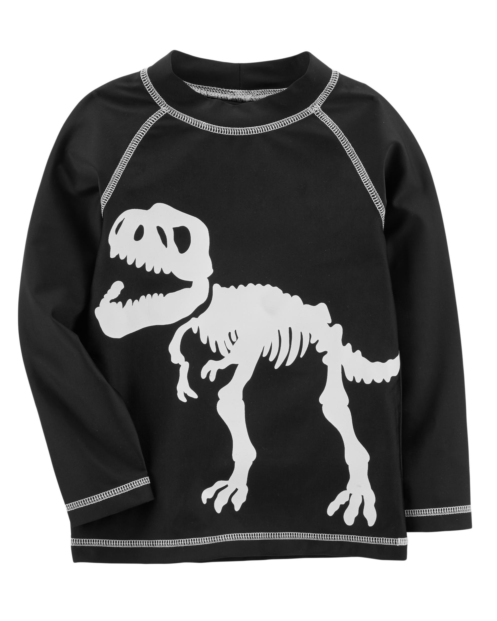 *Clearance*  Carter's Dinosaur Rashguard