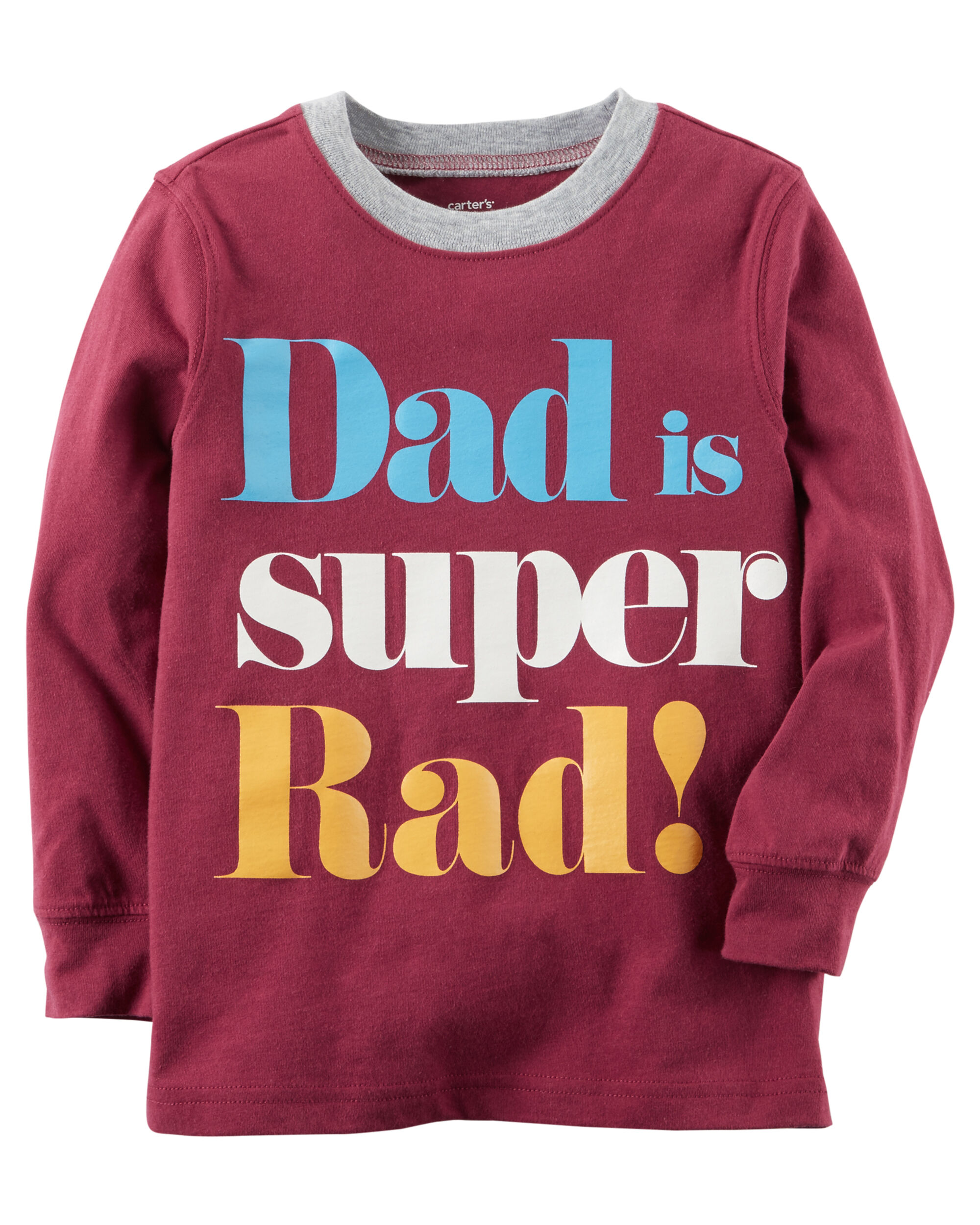 *Clearance*  Everyday Essentials Dad Tee
