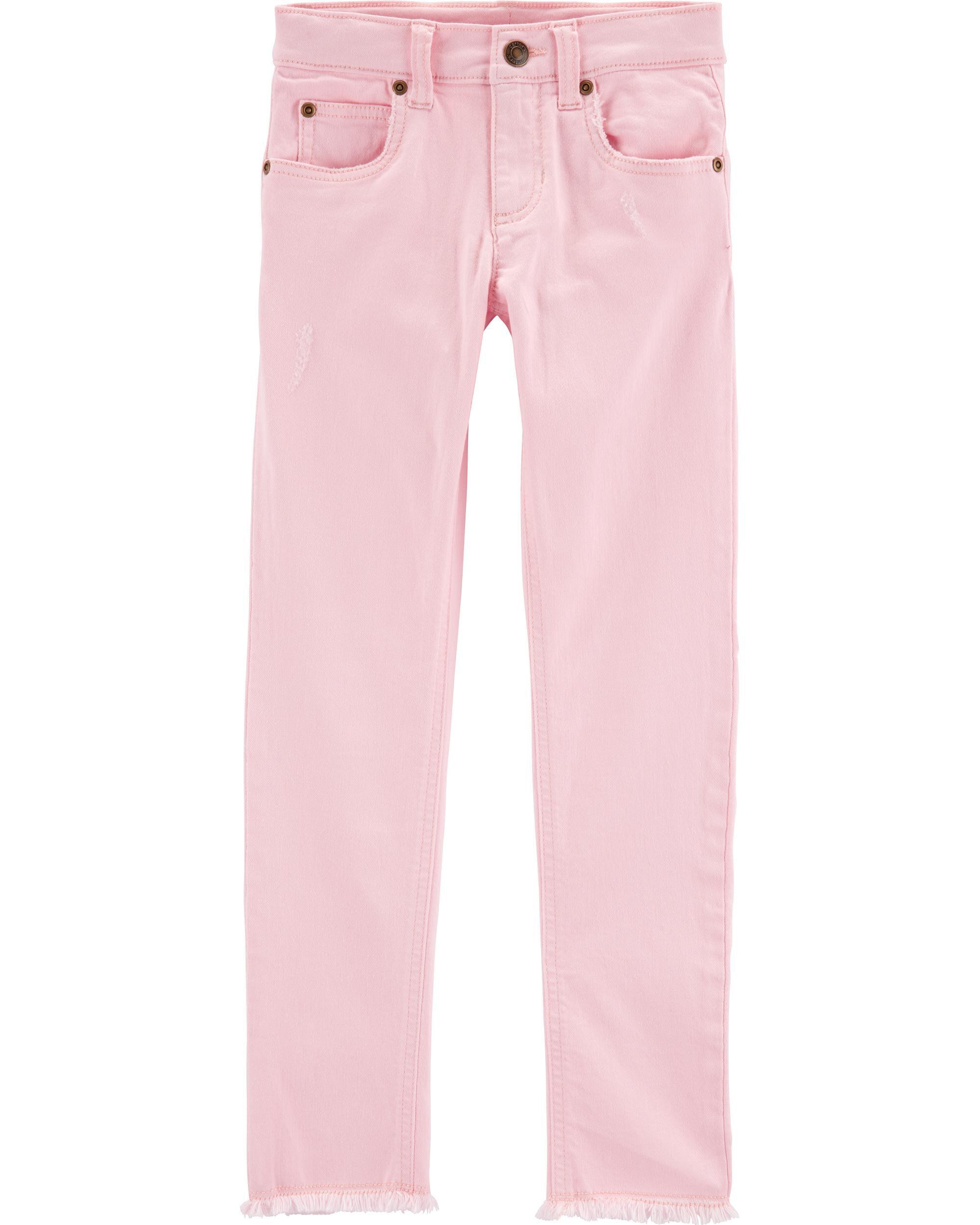 *Clearance*  5-Pocket Twill Pants