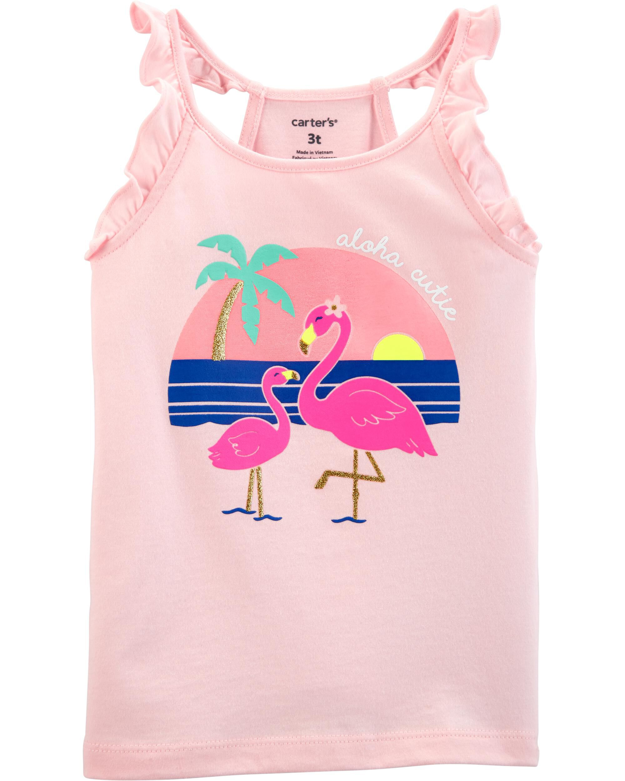 *Clearance*  Flamingo Flutter Tank