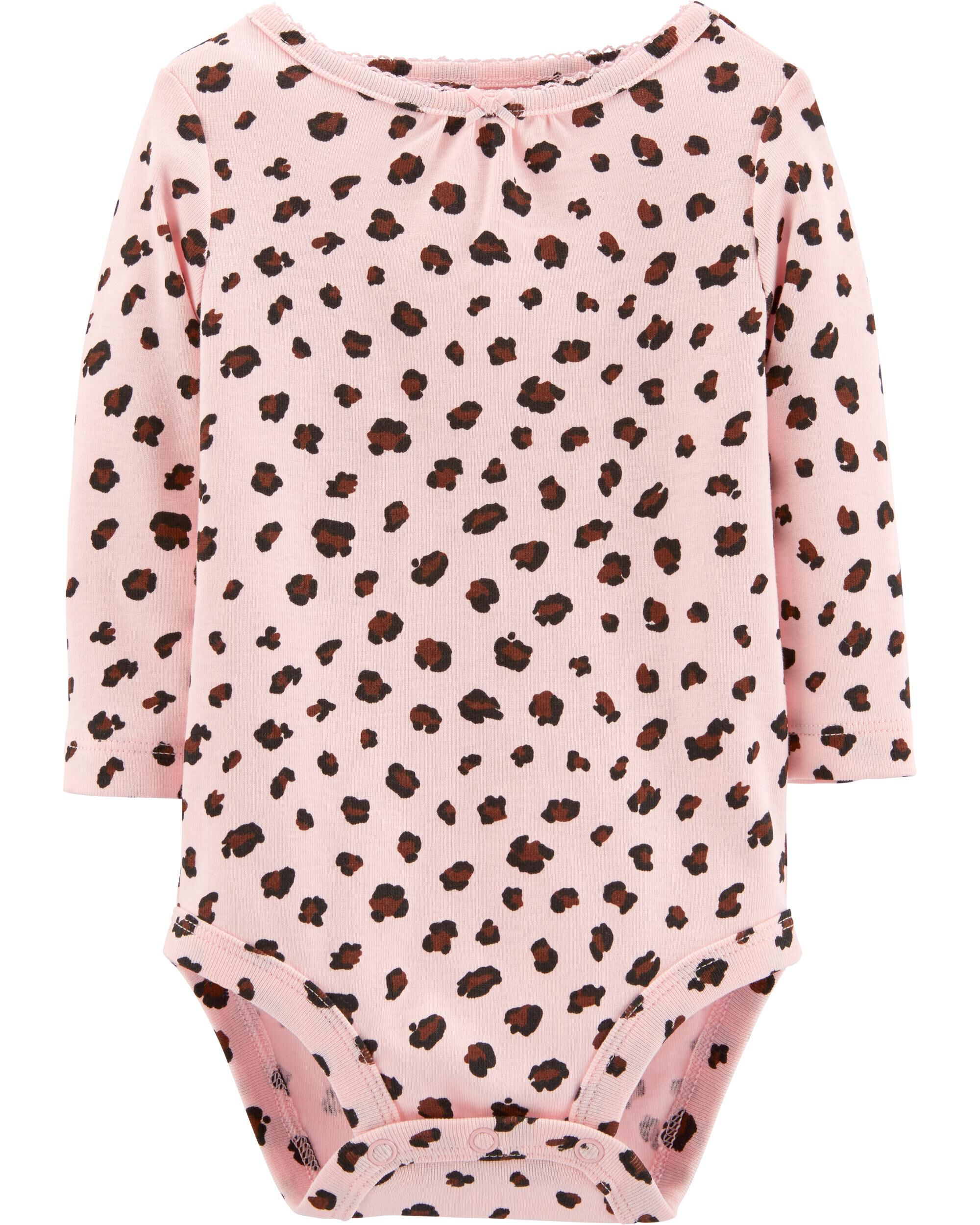*Clearance*  Leopard Collectible Bodysuit