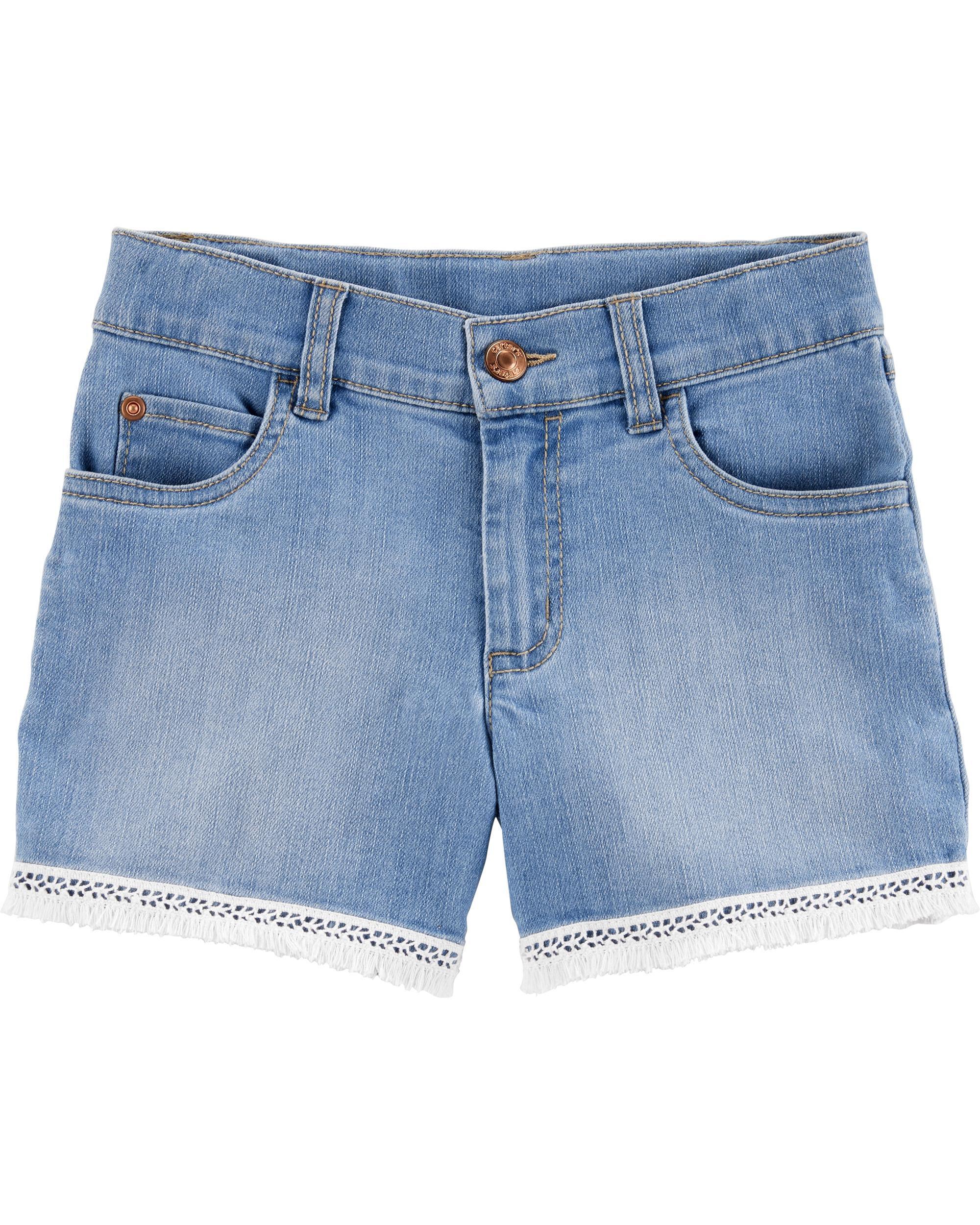 *Clearance*  5-Pocket Denim Shorts
