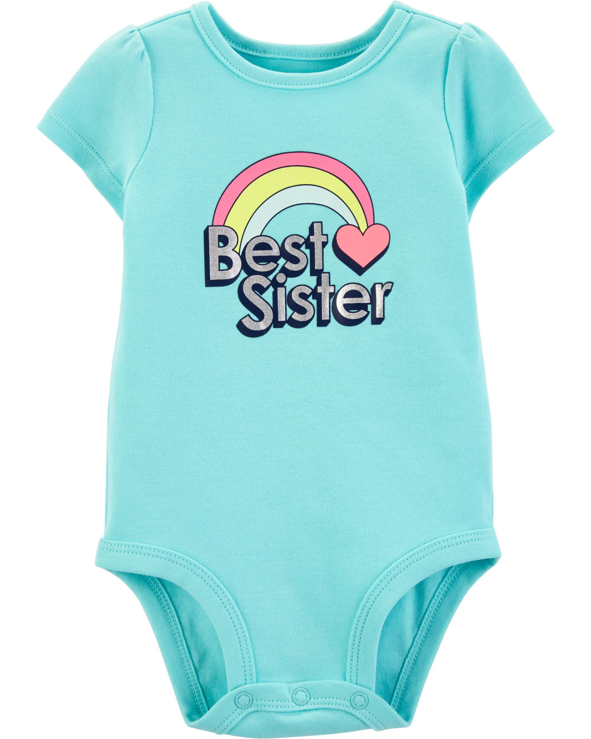*Clearance*  Best Sister Rainbow Collectible Bod...