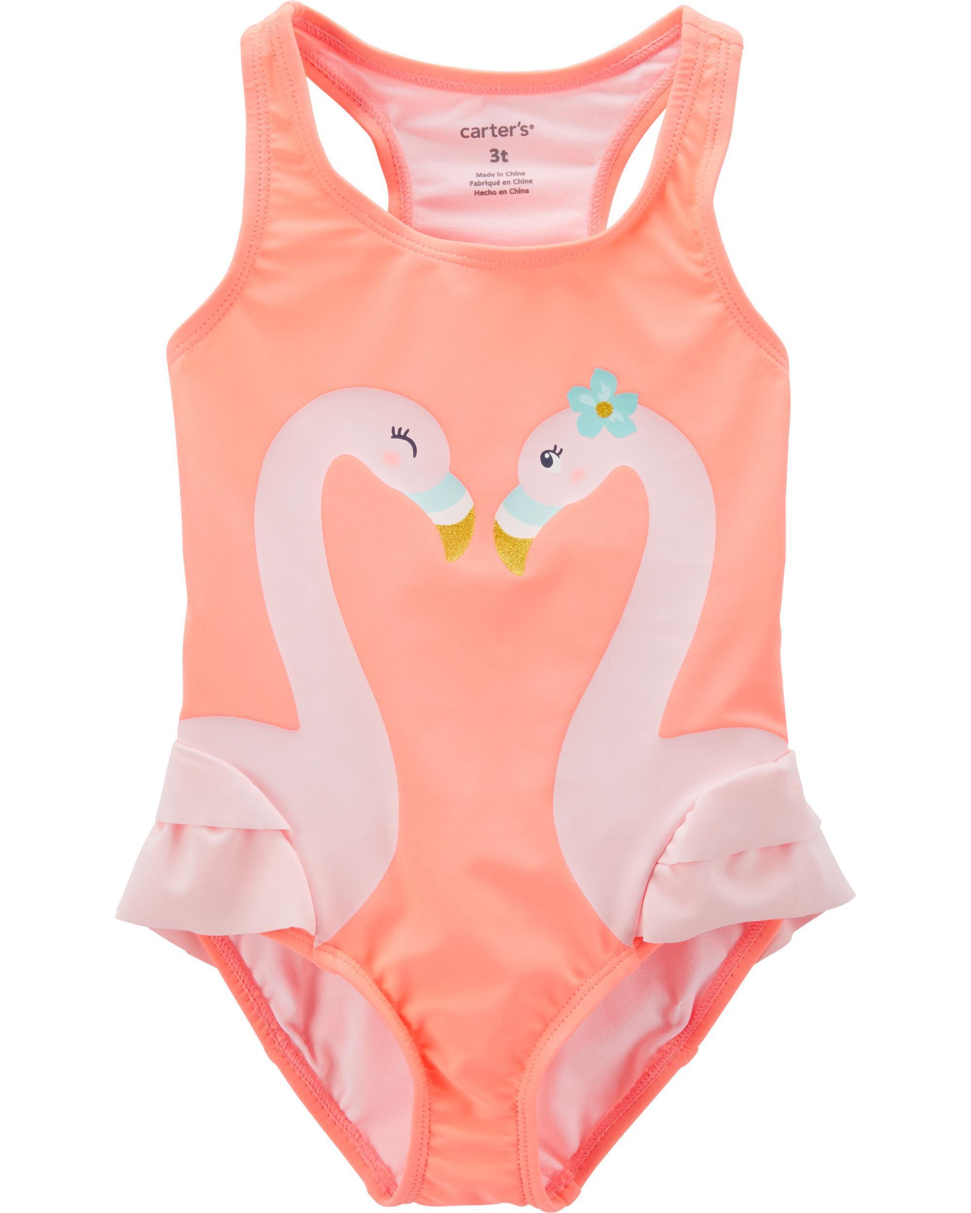 *Clearance*  Carter's Flamingo 1-Piece Swimsuit