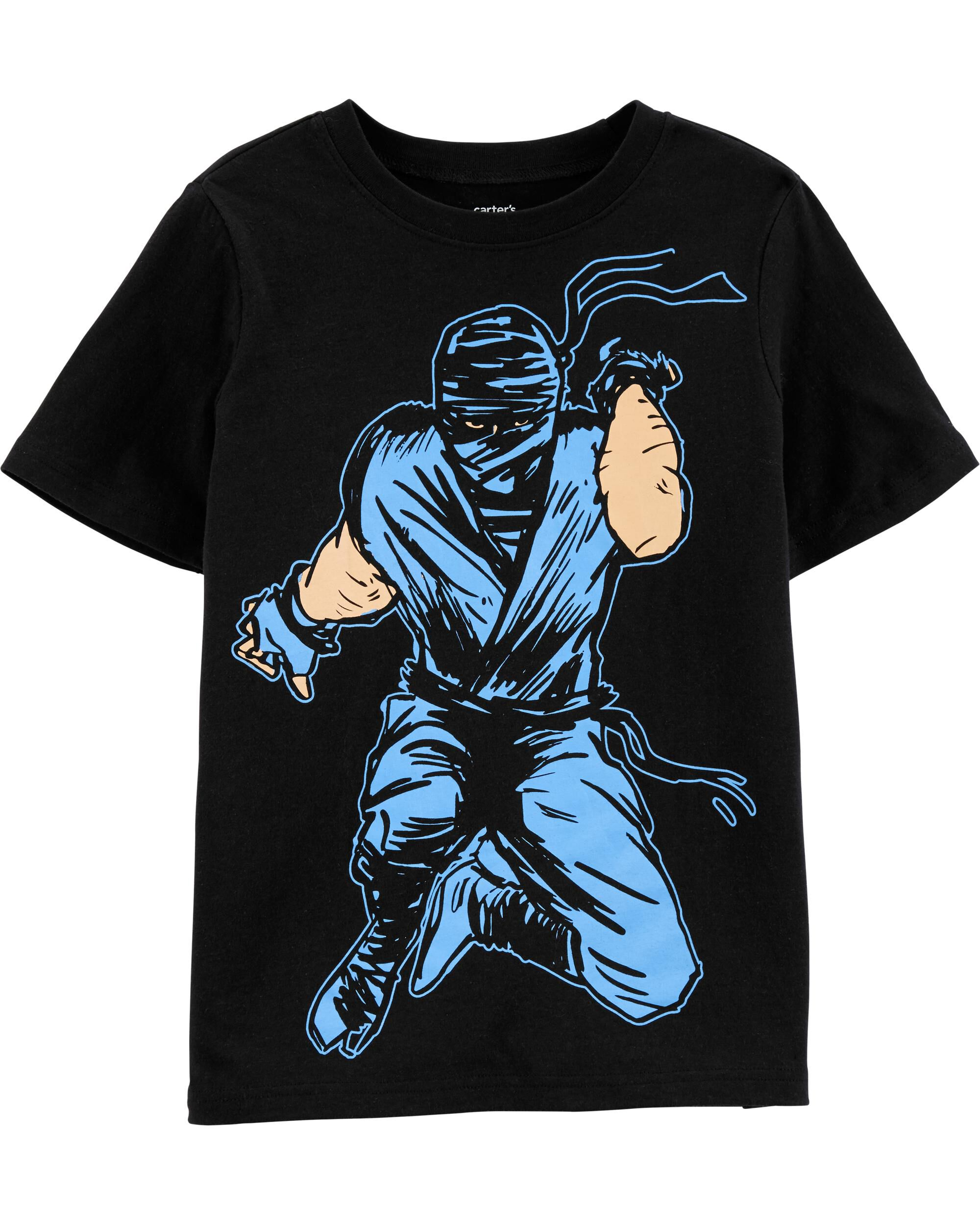 *Clearance*  Ninja Jersey Tee
