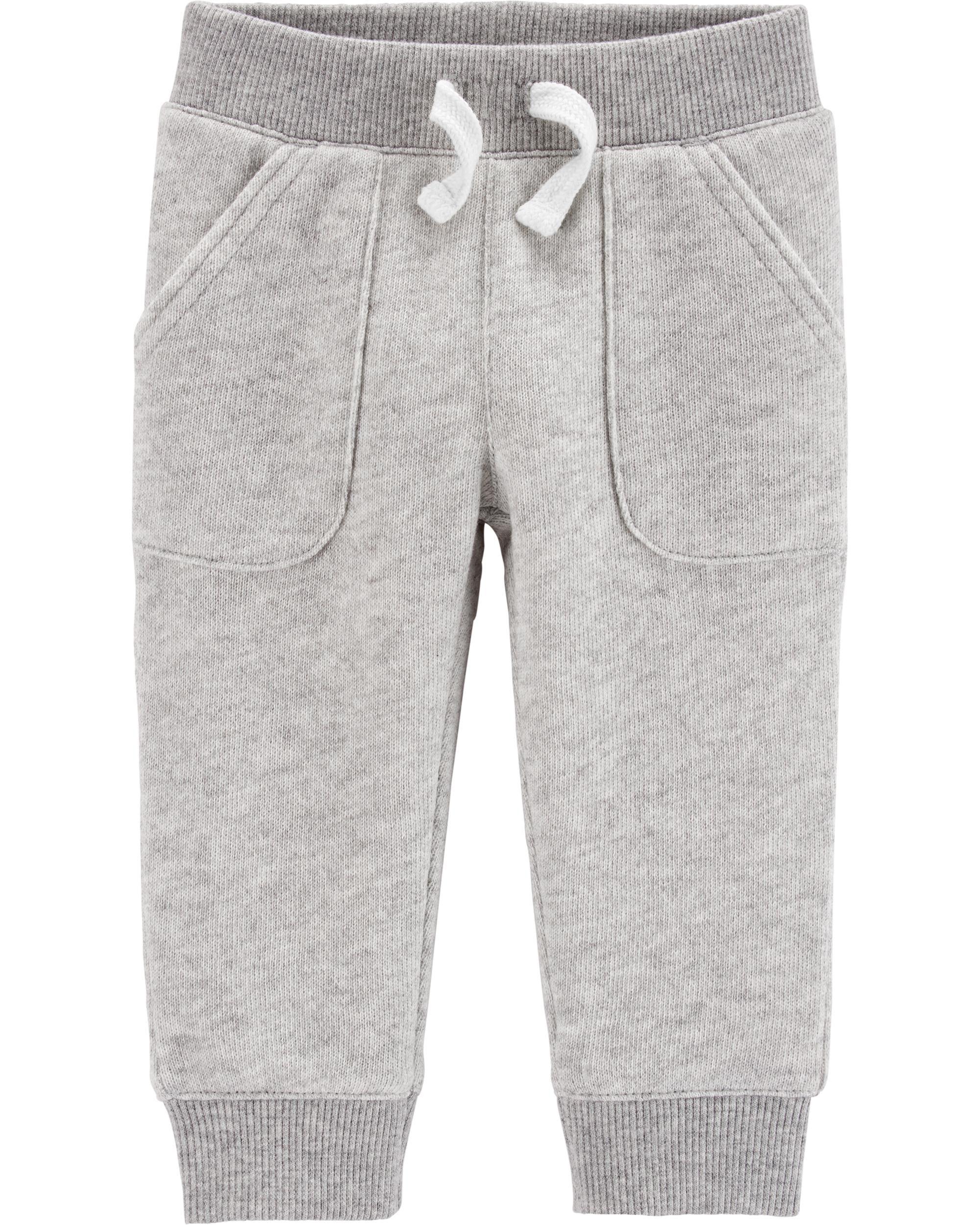 *Clearance*  Marled Yarn Pull-On Pants