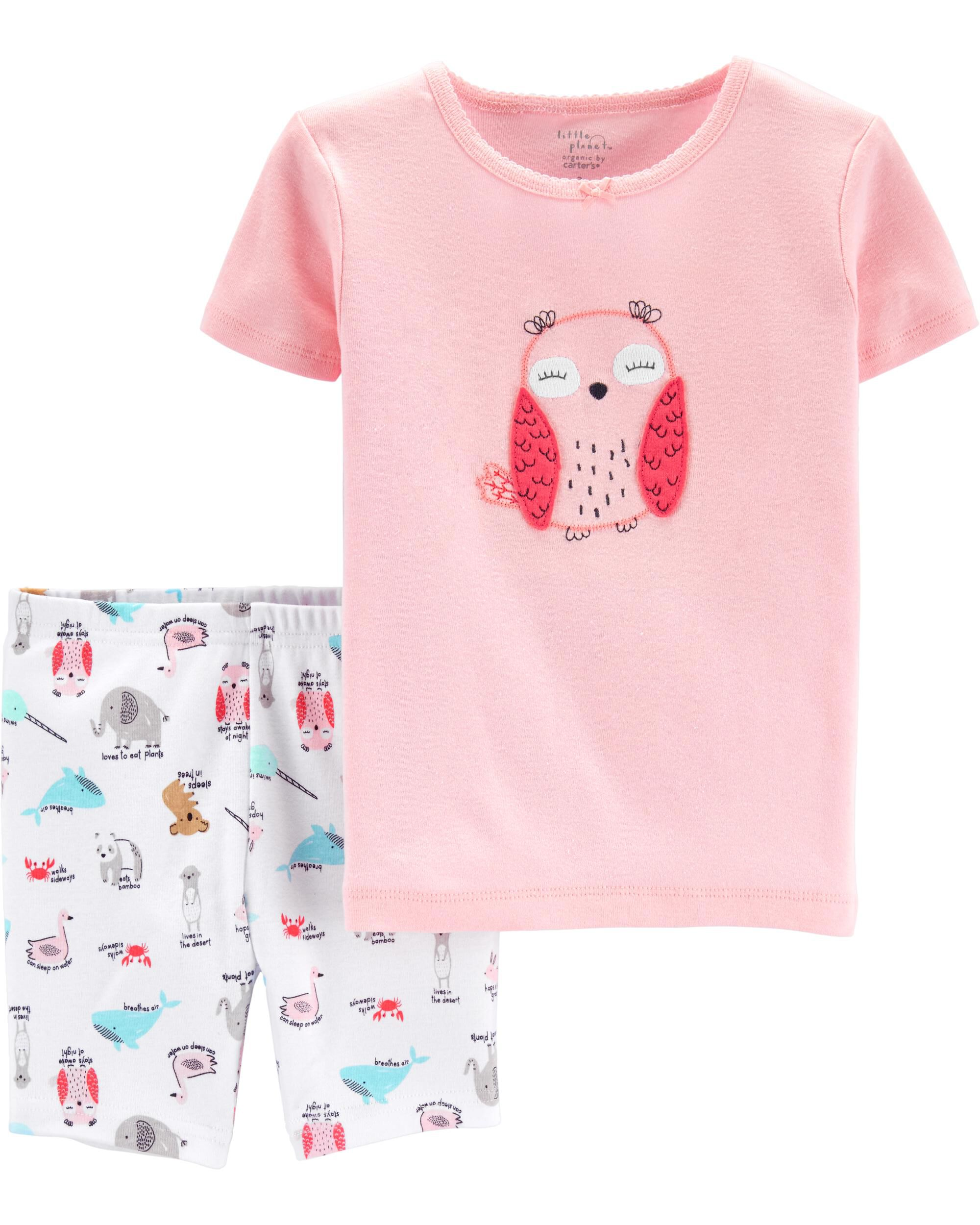 *Clearance*  2-Piece Certified Organic Cotton Sn...