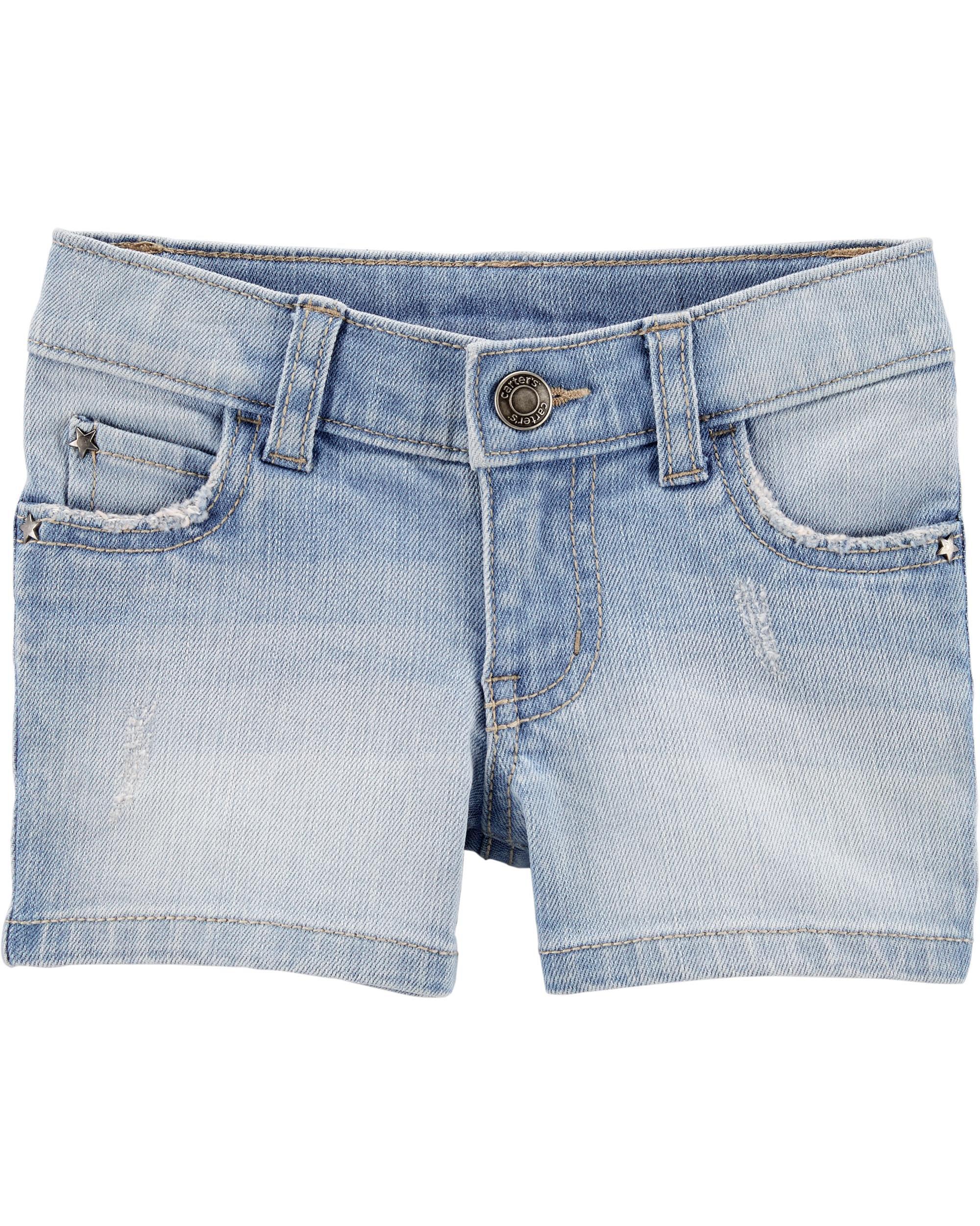 *Clearance*  Americana Denim Shorts