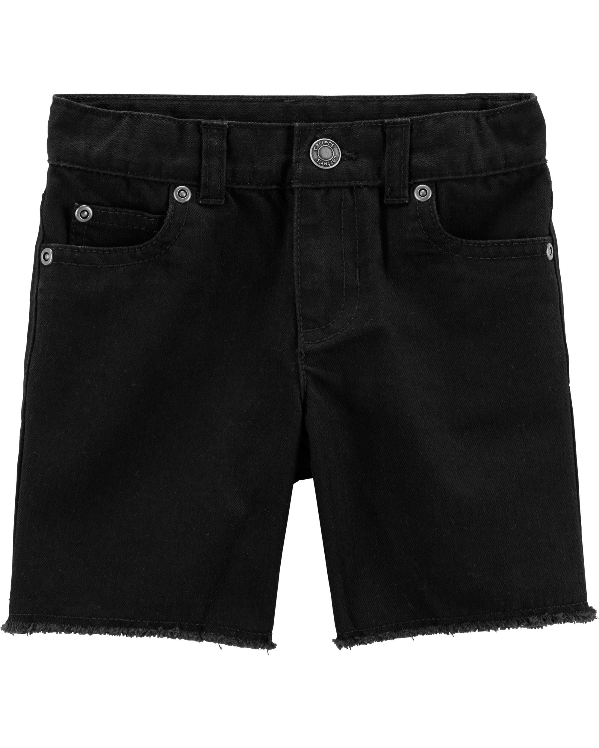 *Clearance*  Flat-Front Twill Shorts