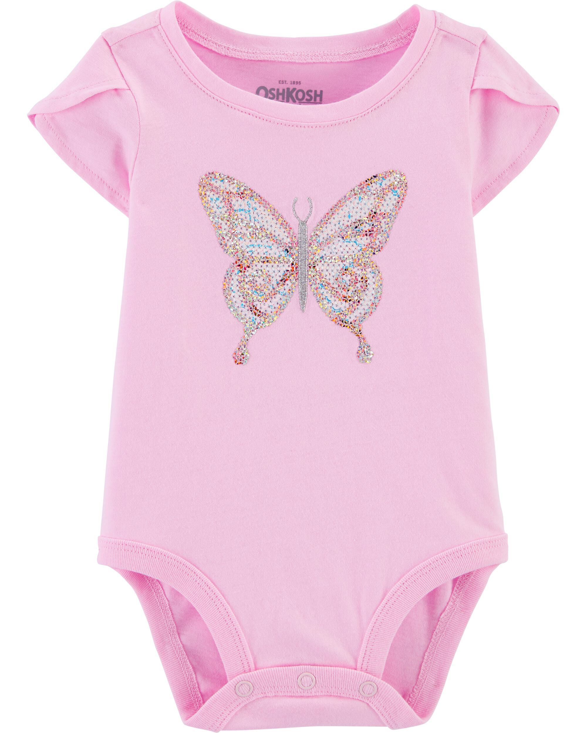 Sequin Butterfly Bodysuit