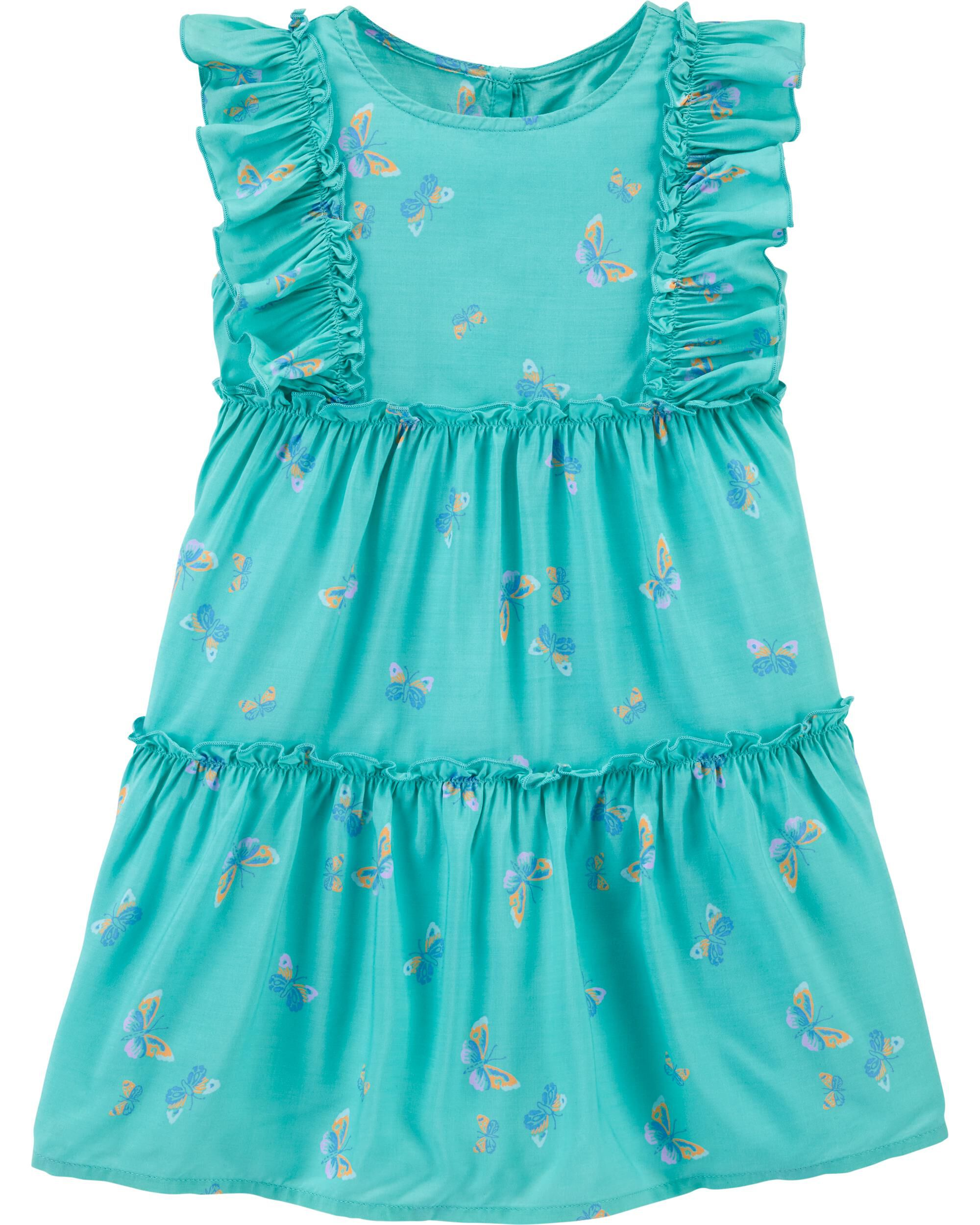Ruffle Butterfly Dress