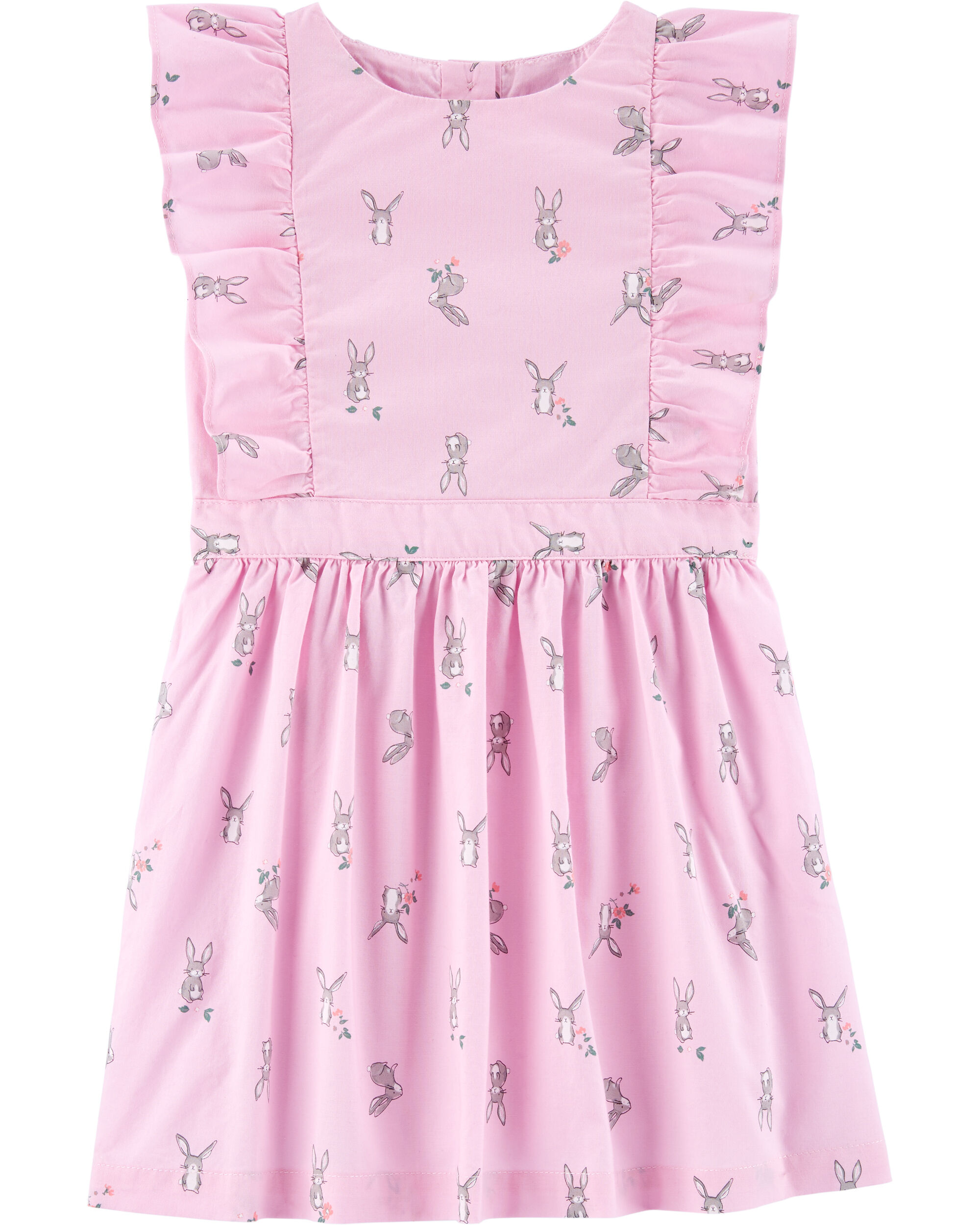 Bunny Flutter Dress