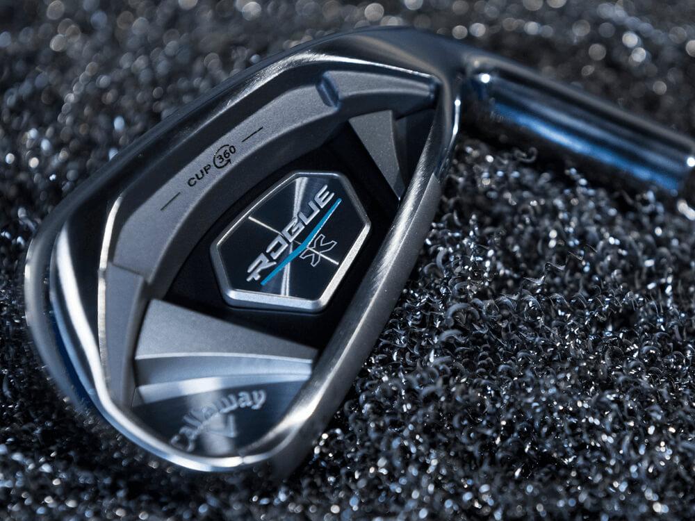 Callaway Rogue X Golf Club Irons