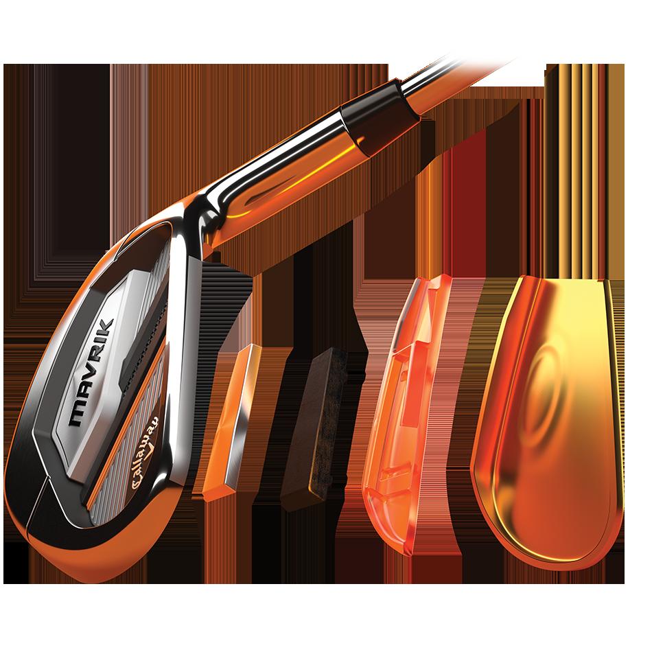 Introducing MAVRIK Pro Irons illustration